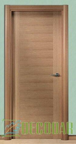 instalar puerta de roble LXT en Madrid