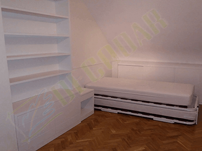 Solicite información para instalar armarios con puertas abatibles en Madrid
