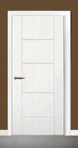 puertas lacadas instaladas en madrid