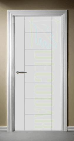 instalar puerta lacada en Madrid