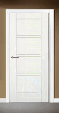 instalar puertas lacadas madrid