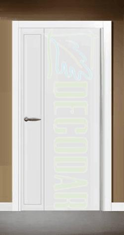 puerta instalada modelo Avila en madrid