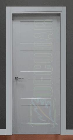 instalación de puertas modelo f4-3d en Madrid