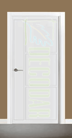 instalar puerta lacada en Madrid modelo Sevilla