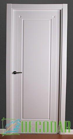 puerta instalada modelo Roma en madrid