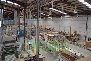 fabricación de puertas en block